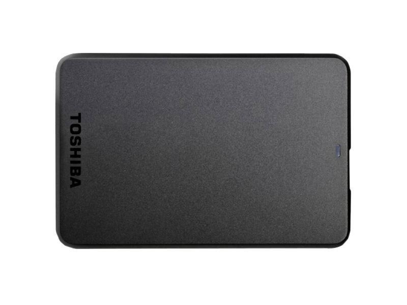HDD 6,35 cm (2.5)<br> USB3 1TB Toshiba<br>StorE BASICS Bl