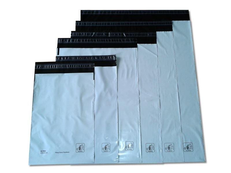 Foil mailers, FB05<br> - 350 x 450mm (100<br>pcs)