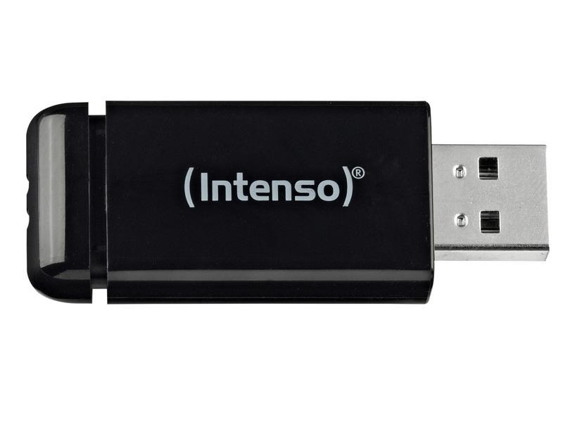 Intenso 8GB USB<br> Flash Drive<br> Twister Line ...