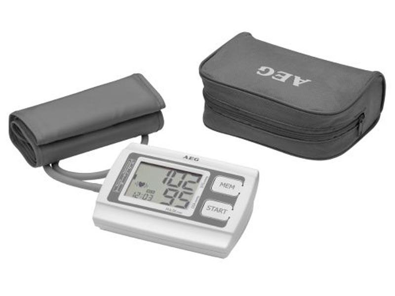 AEG<br> Blutdruckmessgerät<br>am Oberarm BMG 5611