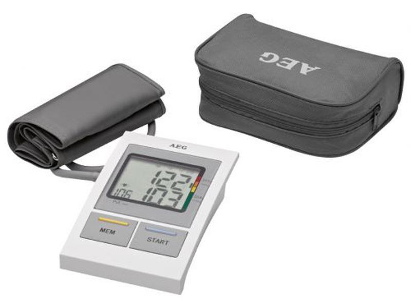 AEG<br> Blutdruckmessgerät<br>am Oberarm BMG 5612