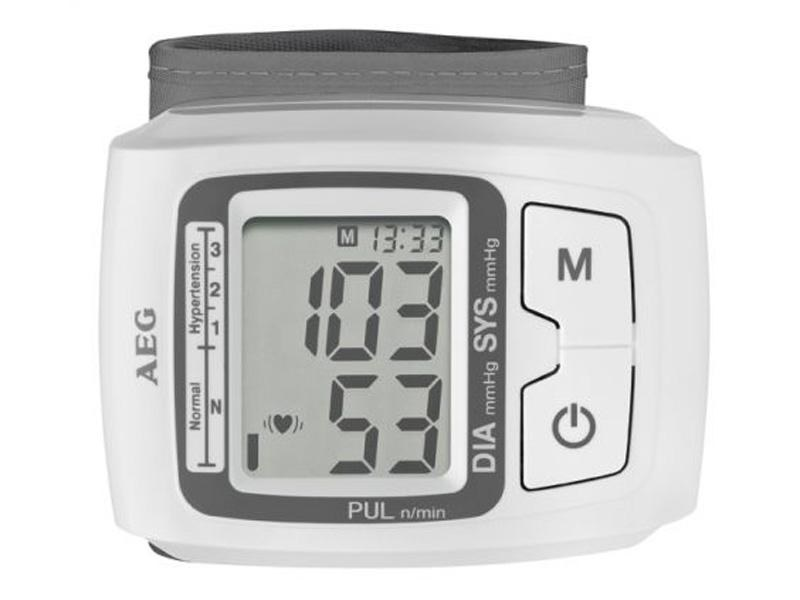 AEG<br> Blutdruckmessgerät<br>BMG 5610
