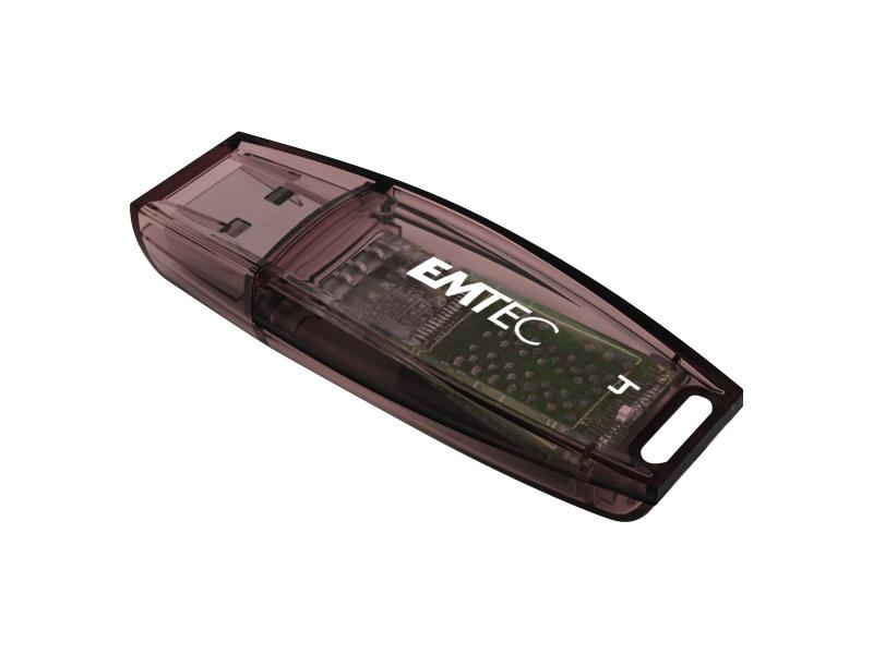 USB Flash Drive<br> 4GB EMTEC C410<br>(Red) USB 2.0