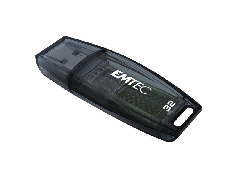 USB Flash Drive<br> 32GB EMTEC C410<br>(Blue) USB 2.0