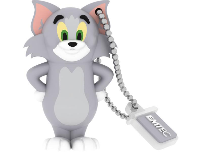USB Flash Drive<br> 8GB EMTEC Tom<br>&amp; Jerry (Tom)