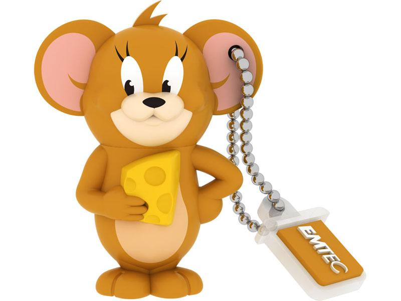 USB Flash Drive<br> 8GB EMTEC Tom<br>&amp; Jerry (Jerry)