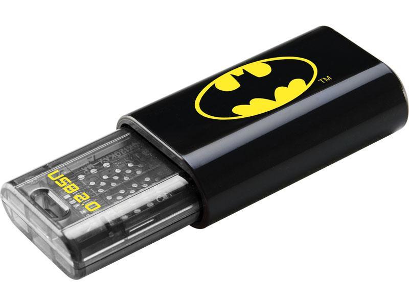 USB FlashDrive 8GB<br>EMTEC C600 Batman