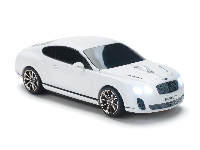 Wireless 2.4GHz<br> Mouse Bentley<br>Continental SuperSp
