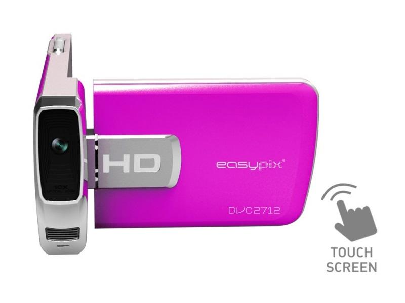 Easypix DVC 2712<br>Cruiser pink
