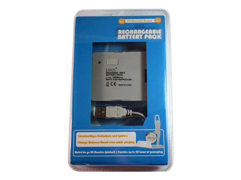 EAXUS 3800 mAh<br> Replacement<br> Battery for Wii ...