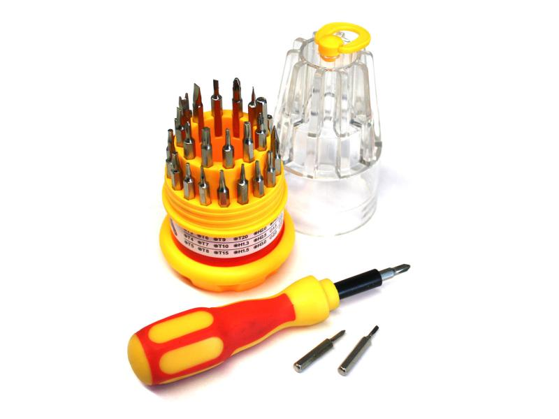 Bang Tools BT-002<br> 31 in 1 Precision<br>Screwdriver