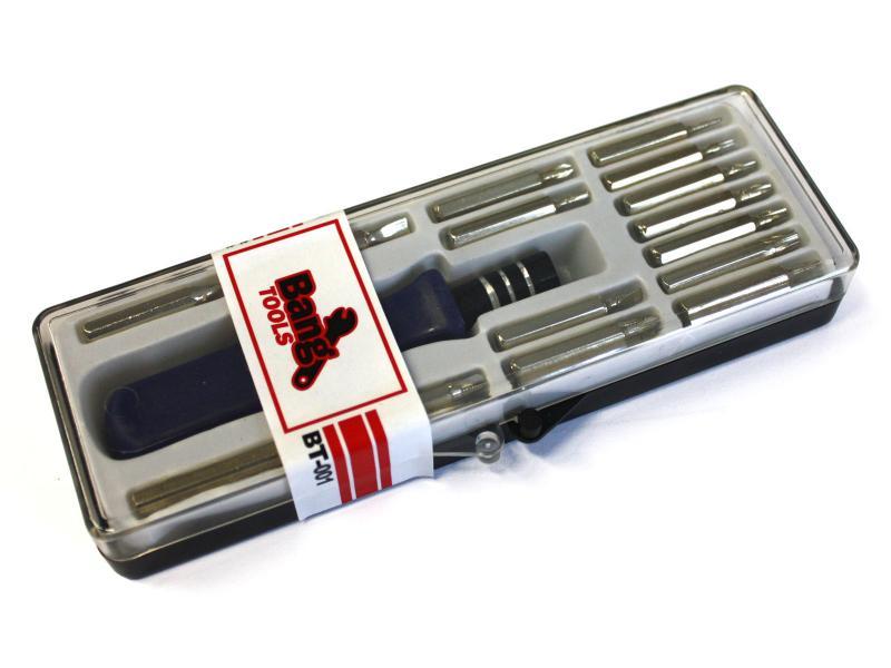 BangTools BT-001<br> 16 Teiliges<br>Werkzeug Torx Set