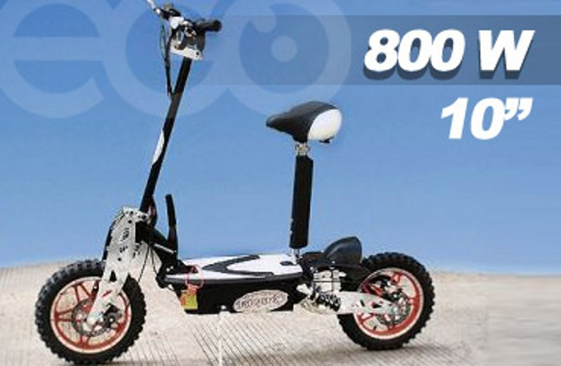 E-GO! Electric<br> Scooter Tornado 10<br> / 800 W