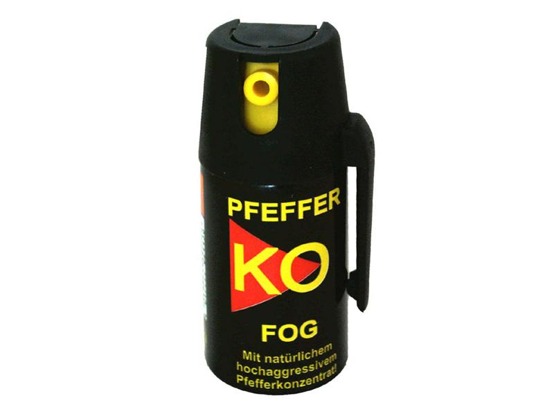Pepper KO FOG / KO<br>Pepper spray 50ml