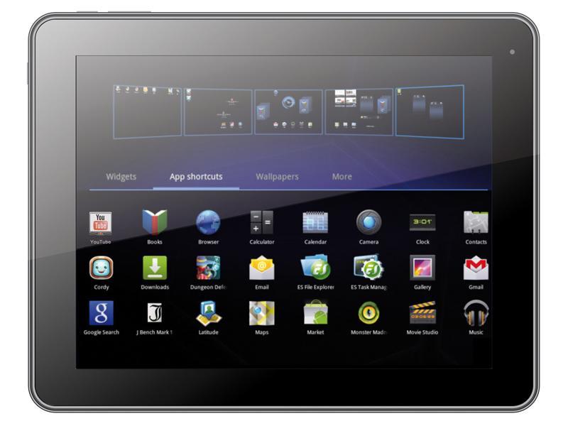 Easypix EasyPad<br> 1370 - 9.7 Inch<br>Touchscreen / WiFi