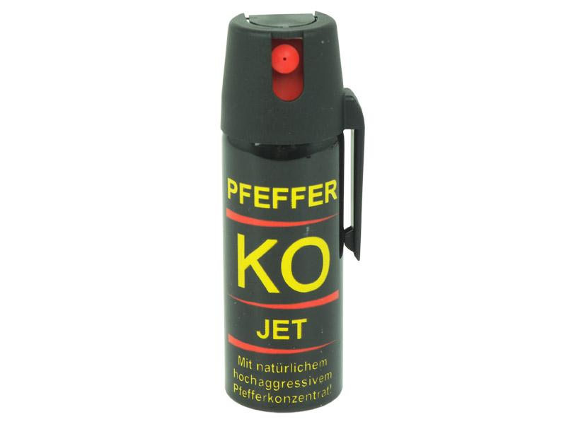 Pepper KO JET / KO<br>Pepper spray 50ml