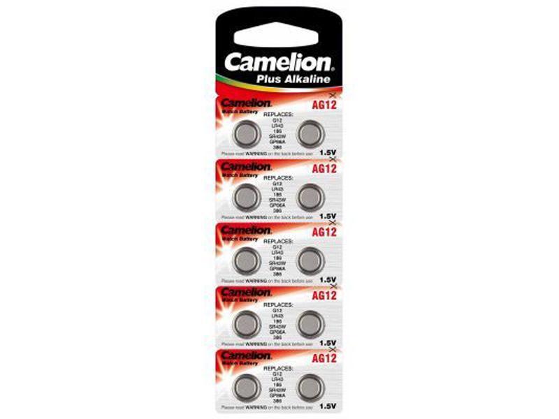 Battery Camelion<br> Alkaline AG12 (10<br>pcs)