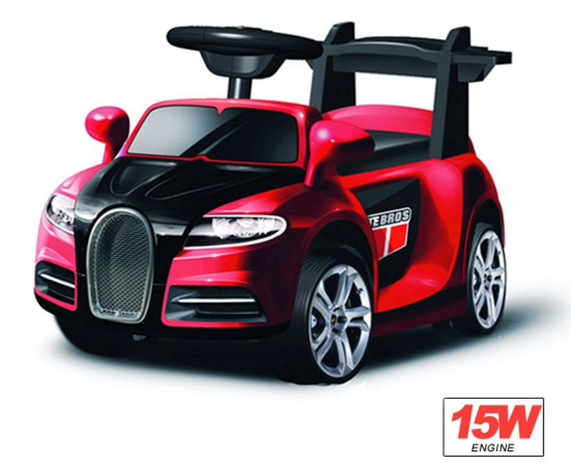 BCT S Convertible<br> / electric car<br>children car