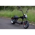 Elektro Scooter Coco Bike E-Chopper mit Straßenzulassung bis zu 48 km/h schnell - ca. 50 km Reichweite, 60V   2000W   20AH Akku