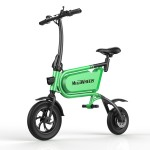 E-Scooter ca. 20 km/h schnell - 36V 350W Brushless Motor - 6.0A Akku - 12Zoll Reifen -B06