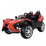 """Kinderfahrzeug - Elektro Auto """"Buggy SF01"""" - Doppelsitzer - 12V10AH Akku,4 Motoren- 2,4Ghz, Allrad+MP3+Ledersitz"""