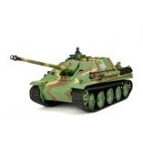 """RC Panzer """"Jagdpanther"""" Heng Long 1:16 mit Rauch&Sound und Metallgetriebe -2,4Ghz"""