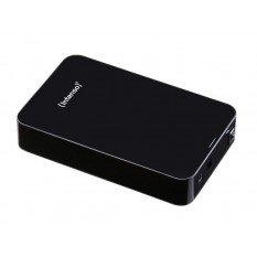 Intenso 3,5 Memory Center 2000GB USB 3.0 (Schwarz/Black)