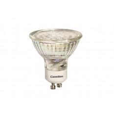 Camelion LED Sparlampe 48-LED SMD 3 Watt GU10 (250 Lumen)