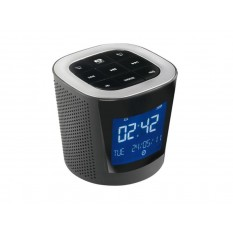 Intenso Alarmbox 2in1 Wecker +tragbarer Lautsprecher MP3 Radio