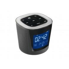 Intenso Alarmbox 2in1 Wecker +tragbarer Lautsprecher MP3 Radio