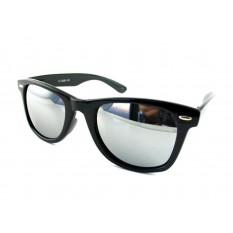 Sonnenbrille Old School 80er (Schwarz 23701)