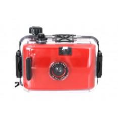 Wasserdichte 35mm Kamera (Rot-Schwarz)