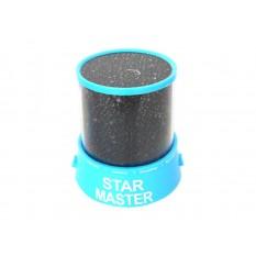Star Master LED Licht- und Musikspiel - Sternenhimmel - (Blau)