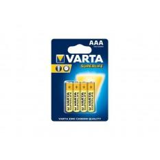Batterie Varta Superlife R03 Micro AAA (4 St.)