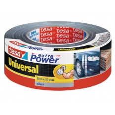 Tesa extra Power Universal PANZERBAND SILBER 50mm/50 Meter (56389-00000)