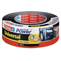 Tesa extra Power Universal PANZERBAND SCHWARZ 50mm/50 Meter (56389-00001)