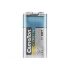 Batterie für Rauchmelder Camelion Lithium 9V (1 St. - bulk)