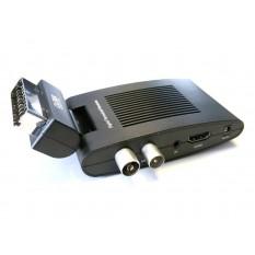 DVB-T2 Scart TV Receiver (mit HDMI Port)