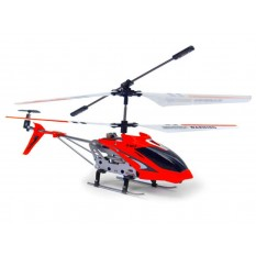 Helicopter SYMA S107G 3-Kanal Infrarot mit Gyro (Rot)