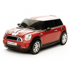 USB Mouse Mini Cooper S (Rot)