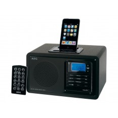 AEG Uhrenradio PLL/iPod/AUX MR 4115