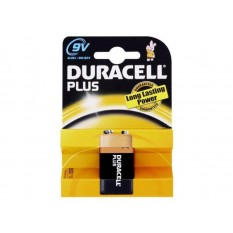 Batterie Duracell Plus Power MN1604/9V Block (1 Stk)