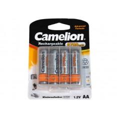 Akku Camelion AA Mignon 2700mAH + Box (4 Stk)