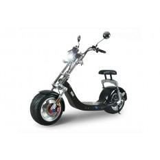 Elektro Scooter Coco Bike mit Straßenzulassung bis zu 45 km/h schnell - ca. 40 km Reichweite, 60V | 12AH Lithium Akku -C14