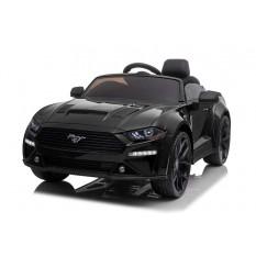 "Elektro Kinderauto ""Ford Mustang"" - lizenziert - 12V7AH Akku,2 Motoren+ 2,4Ghz+Ledersitz+EVA"