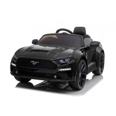 "Elektro Kinderauto ""Ford Mustang Drift Version"" - lizenziert - 24V, 2x 12V7AH Akku, 2x 775er Motoren+ 2,4Ghz+Ledersitz"