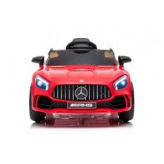 """Kinderfahrzeug - Elektro Auto """"Mercedes GT R"""" Mod. 011- lizenziert - 12V4,5AH, 2 Motoren, 2,4Ghz, MP3, Ledersitz+EVA"""