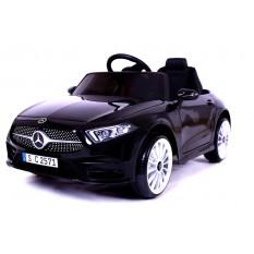 """Kinder Elektroauto """"Mercedes CLS350"""" - lizenziert - 12V, 2 Motoren- 2,4Ghz Fernsteuerung, MP3, Ledersitz+EVA"""