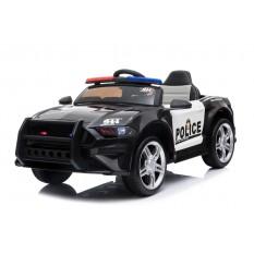"""Kinderfahrzeug - Elektro Auto """"Polizei Design -07"""" - 12V4,5AH Akku,2 Motoren- 2,4Ghz Fernsteuerung, MP3"""
