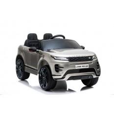"Kinderfahrzeug - Elektro Auto ""Land Rover Discovery 5"" - lizenziert - 12V7AH, 2 Motoren- 2,4Ghz Fernsteuerung, MP3, Ledersitz+EVA+lackiert"